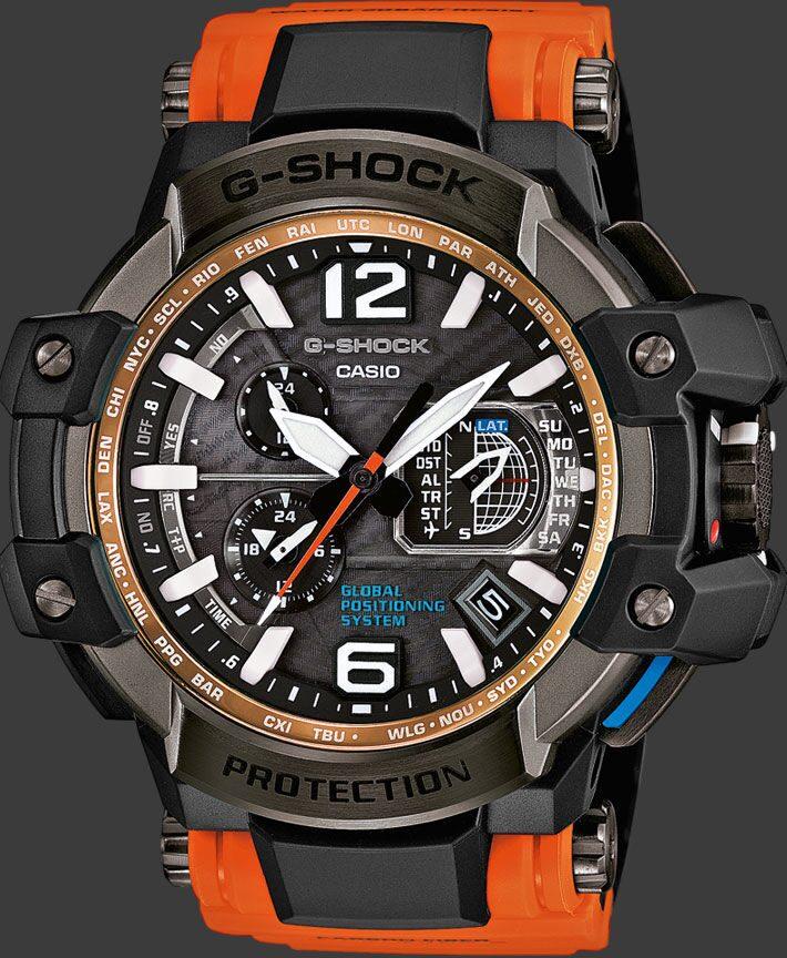 часы g shock gps несколько капель