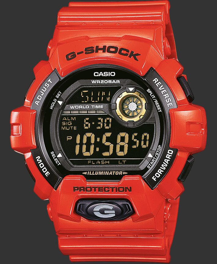 Часы casio g shock protection купить